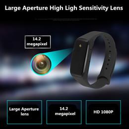 micro caméra SMARCENT C11 Smart Bracelet HD 1080P Mini Caméra Bracelet 14.2 Millions de Pixels Objectif Caméra Portable Dispositif Micro Cam ? partir de fabricateur