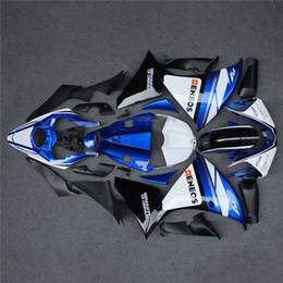 2019 inyección de carenado zx14 Juego de paneles de carenado del carenado ABS de inyección ajustado para la motocicleta Yamaha YZF R1 2009-2011