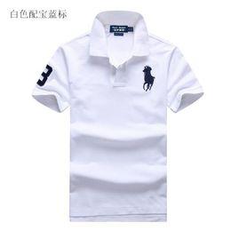 Polo ralph t shirt lauren tshirts marque mens designer concepteur Polos hirts chemise de luxe hommes été coton confortable polo shirt classique tee de mode ? partir de fabricateur