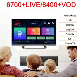 Programmation de pc en Ligne-3/6/12 mois programmes World TV pour CA USA Italie France Arabe 1 année d'abonnement QHDTV SubTV fonctionne sur boîte de smart TV PC Android