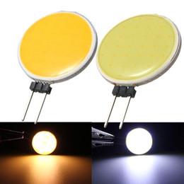 2019 cores led mr16 Adairs G4 COB DC 5 W 12 W Branco Quente LED 15 18 30 63 Chips Substituir Lâmpada Lâmpadas de Luz de Ponto De Halogéneo