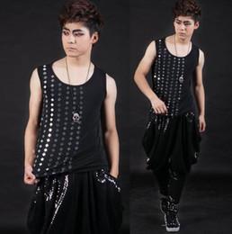Объектив Singer этап черный мужской жилет мужчин пуловеры бренд roupas masculinas сексуальный бак 1 Camisetas Regatas Настраиваемый от