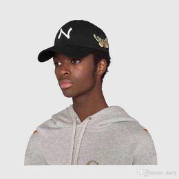Kappe G2 neue Aufkleber Baseballmütze Designer Hüte N ausgestattet Mode Hut Biene Stickerei Buchstaben Snapback Cap Männer Frauen Basketball Hip Pop. von Fabrikanten