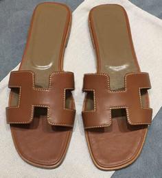 2019 zapatilla precio más bajo Flops Low Price Mujer Sandalias Cuero Mujer Pisos Zapatos Zapatillas Verano Sandalias Mujer Zapatos de ocio zapatilla precio más bajo baratos