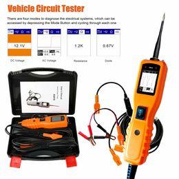 ecu tuning lexus Promotion Outil de diagnostic de puissance de tension d'appareil de contrôle de circuit électrique de voiture de la sonde 12V 24V de KM10