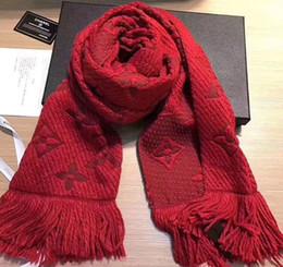 Kaschmir stirnbänder online-Winter Kaschmir langen Schal Schal Stirnband für Frauen und Männer Hot Warm Schals Schals Wolle Kaschmir Schal Geschenke 180x65cm wählen