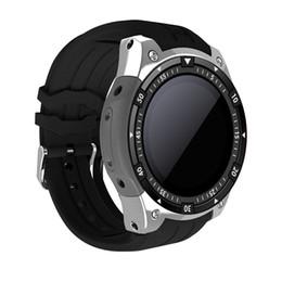 Engranaje s3 online-X100 Para el reloj inteligente Samsung Gear S3 compatible BT4.0 WiFi / 3G / GPS / 2GB / 16GB Android 5.1 MTK6580 2.0MP Ritmo cardíaco del rastreador de ejercicios