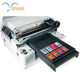 weißer telefonkasten billig Rabatt A3 Größe 6 Farbe Digitaltelefonkasten Multifunktions-Flachbett-UV-Drucker