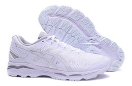 Marca de moda al por mayor GEL-KAYANO 23 para mujeres size36-40 La más nueva llegada de los hombres corriendo zapatos dropshipping caliente desde fabricantes