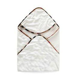 Hooded baby bath towels en Ligne-0-24M bébé vêtements capuche bébé peignoir / bande dessinée bébé serviette / caractère enfants peignoir / serviettes de bain infantile80x80
