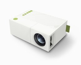 Canada Free Ship YG310 Mini Projecteur Projection LED 1080p haute résolution LCD 400-600Lum Audio AV Smart Home Cinéma Théâtre Vidéo Projecteur Offre