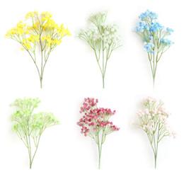 Свадебные букеты онлайн-5шт искусственный звездный набор цветов свадьба проведение цветок стены свинца свадебный букет поддельные цветы декор для свадьбы