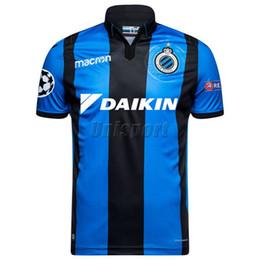 201b8613e53 2018 19 Club Brugge Home Soccer Jerseys Champions And Europa League Futbol  Camisa Belgium Football Camiseta Shirt Kit Maillot Maglia Tops discount  soccer ...
