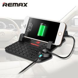 iphone 5s autoaufladeeinheithalter Rabatt Remax handy auto halterung mit magnetischem ladegerät usb kabel für iphone 5 5 s 6 s 7 7 plus android xiaomi telefon verstellbare halterung t190625