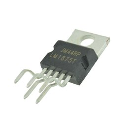 Novo to220 on-line-5 PCS IC LM1875 LM1875T AMP AUDIO PWR 30W AB TO220-5 NOVO