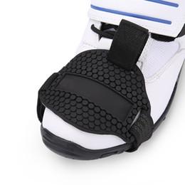 2019 schiebestiefel Stärkerer Gummi Motorrad Gear Shifter Schuh Stiefel Protector Shift Sock Boot Schutzhülle günstig schiebestiefel