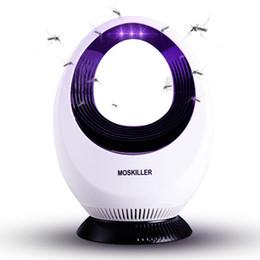 Argentina 2019 nuevo hueco UV luz mosquito asesino Interfaz USB ABS no tóxico protección del medio ambiente nuevo material producción gran capacidad mosquit Suministro