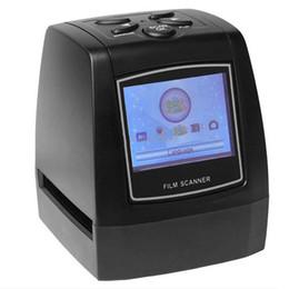 Scanner de film négatif 35 mm Scanner de diapositives sur panneau LCD TFT 5