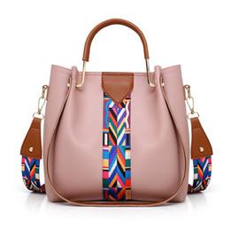 Conjunto de bolsa de peça on-line-Moda de Nova Mulheres Bolsa e Bolsa de Grande Capacidade 4 Peças Saco Set Casual Senhora Saco Crossbody Ombro Designer Tote w087