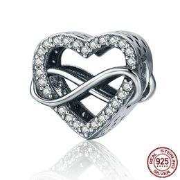 Amore doni cina online-Moda Anchor Infinity disegno del cuore ossidato 925 perline fascino del braccialetto d'argento misura i monili Making Love Gift Cina all'ingrosso a buon mercato