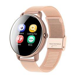 2019 huawei u8 P8 Smart Watch Мужчины Женщины полный сенсорный экран водонепроницаемый монитор сердечного ритма артериального давления мужские часы для Android IOS
