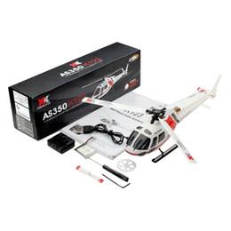 kamera rc ebene Rabatt K123 6CH Brushless AS350 RTF Modus 2 RC Hubschrauber Kinder Kindergeschenke