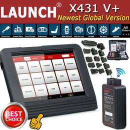 LAUNCH X431 V + PRO PROS Selbstdiagnosescanner-Tool OBD2 EOBD KEY ECU-Codierung von Fabrikanten