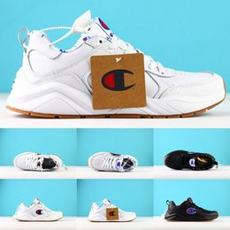 champions sports Promo Codes - Champion OG QS Ultra Running Shoes For Men Women Top quality Triple White Black Designer Sneakers Luxury Shoes Trainers Brand Sports Shoes
