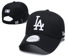 2019 bonés de soldado New Fashion LA Baseball Caps osso Bordado Hip Hop Snapback para mulheres dos homens ajustável atacado Unisex Cap Gorras
