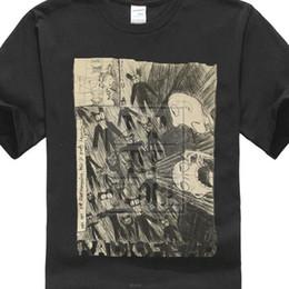 2019 shirt neues designbild Fertigen Sie T-Shirts kundenspezifisch an Radiohead Gekritzel-Bild-Elfenbein-Weiß-T-Shirt Neue erwachsene offizielle überschüssige Jugend günstig shirt neues designbild