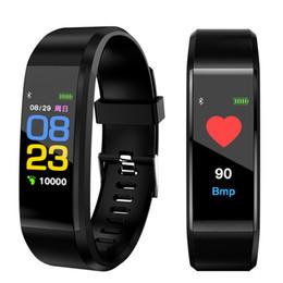 Оптовая Новый Смарт Часы Мужчины Женщины Монитор Сердечного ритма Артериального Давления Фитнес-Трекер Smartwatch Спортивные Часы для ios android + BOX от