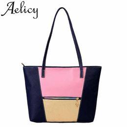 Женские телефоны чехлы онлайн-Aelicy Fashion Shoulder Bag Ladies Phone Bag Handbags Girls Tote Case Purse Leather Travel Bags Organizers Tote Bags For Women