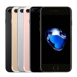 2019 téléphones cellulaires remis à neuf débloqués 4.7inch 5.5inch Apple iPhone 7 Plus IOS 4G LTE 12MP avec les empreintes digitales débloquées remis à neuf téléphones mobiles téléphones cellulaires remis à neuf débloqués pas cher