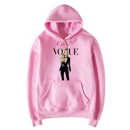 767b729b6ef95 Fashion Brand Sexy Cute kpop bts Hoodie Long Sleeve New Custom VOGUE Hoodies  women Pullovers Polerones Mujer 2019 Harajuku Tops polerones mujer for sale