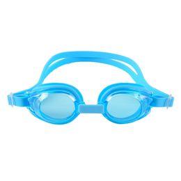 Occhiali antifog online-Occhiali impermeabili per bambini occhialini in silicone fascia antifog per PC lenti da nuoto per bambini occhiali da vista subacquei