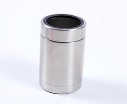 12 oz Paslanmaz Çelik bardak Kupalar Arabalar bira kola Yalıtımlı Koozie soğutucu Bardak Tutucu Can nereden