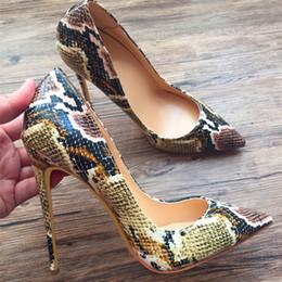 semelles féminines Promotion Nouveau boa féminin à la mode mince semelles talons hauts talons hauts bottes 8cm 10cm 12cm taille 33-44