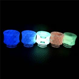 Motif de peau de serpent Embouchure en résine pour TFV8 810 Réservoir Atomiseur Drip Tips Dents de cigarette électronique Vapeur lumineuse Vape Drip Tips ? partir de fabricateur