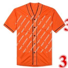 фланелевый бейсбольный джерси Скидка CUSTOM BLANK BASEBALL 10160000111