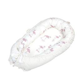 2019 cobertores do bebê da flanela do algodão Colchão Da Cama de Bebê quente Recém-nascidos de Algodão Macio Espessura Cobertor terus Berço De Flanela De Veludo de Algodão Destacável Cobertor de Sono Confortável desconto cobertores do bebê da flanela do algodão