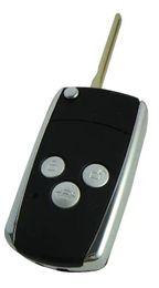 Argentina KL118 3 Botones de Reemplazo del Marco de Metal Modificado Flip Plegable Remoto Funda de Llave Del Coche Para Toyota Camry Corolla Prado RAV4 Hilux Yaris Suministro
