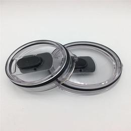 2019 tazze di plastica per bicchieri Coperchio magnetico per coperchi per 20 once 30oz Coperchi resistenti agli spruzzi per bicchieri Coperchio sostituibile per bicchieri KKA6993 tazze di plastica per bicchieri economici