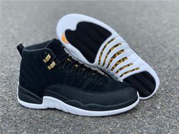 scatola di taxi Sconti 2019 12s Reverse Taxi scarpe da basket da uomo in vera fibra di carbonio con scatola 12s sneaker trainer s spedizione gratuita all'ingrosso