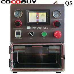 Ремонт машин для мобильных онлайн-220V 50HZ/60HZ LCD OCA Screen Vacuum Laminating Refurbish Machine Form Mobile Phone Repair Tool Sets With Glass