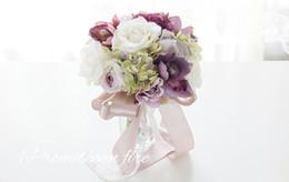 2019 New Elegant Flower Wedding Centrotavola Bouquet Ornamento di Natale Ghirlanda Decorazione della casa di alta qualità Spedizione gratuita da trasporto libero dei centerpieces di natale fornitori