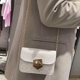 lentejuela perla cuadrada Rebajas Señoras bolsos de lujo bolsos de las mujeres diseñador de moda pequeña bolsa cuadrada accesorios de perlas de lentejuelas crossbody bolsa sac principal femme 2019