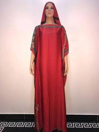 Venda quente 2019 Verão Mulheres Muçulmanas vestido Longo de Alta qualidade Tamanho 145 cm de comprimento moda vestido africano para as mulheres de Fornecedores de imagens de abaya dress