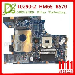 2019 motherboard mainboard KEFU 10290-2 48.4PA01.021 LZ57 MB Hauptplatine für Lenovo B570 B570E Hauptplatine V570 V570C Hauptplatine HM65 PGA989 Test rabatt motherboard mainboard