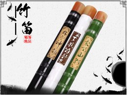 дизи-флейта Скидка Новичок Бамбуковая Флейта C D E F G Клавиша Flauta черный Белый зеленый Китайский Традиционный Dizi Профессиональная Флейта Студент Музыкальные инструменты