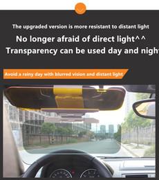 грузовик HDVISION автомобиль солнцезащитный козырек для водителя день и ночь анти-ослепить зеркало анти-блики солнцезащитные козырьки автомобиля солнцезащитный блок автомобиля анти-gla от Поставщики автомобиль оптовиков